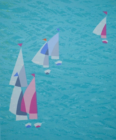 Dinghy Race Start Series